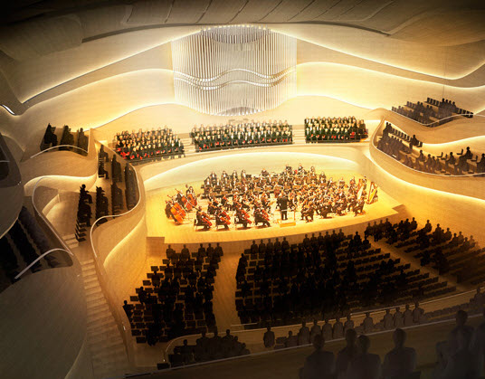 National Concert Hall Dublin By 3xn