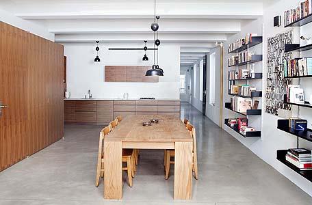 Richardson Dondoe Loft By Workshop For Architecture