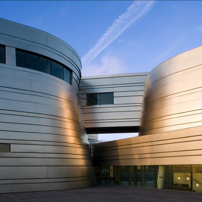 Wayne lyman morse courthouse by morphosis for Residential architects eugene oregon