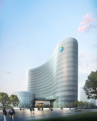 Taihu Science Amp Technology Industrial Park R Amp D Building By