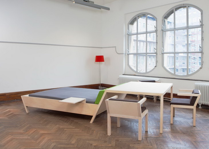 Bed Table Erik Griffioen