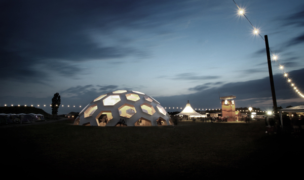 Roskilde Dome 2012