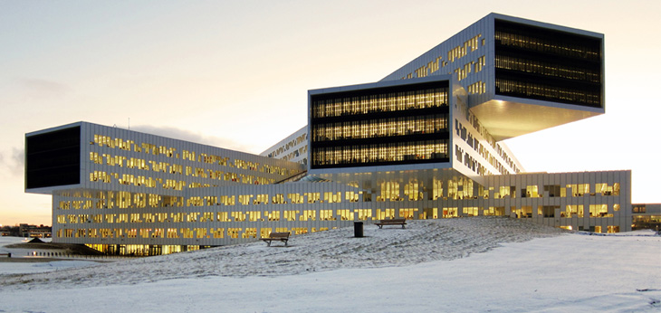 Statoil Offices A-Lab