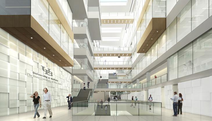 HOK Buffalo Medical School