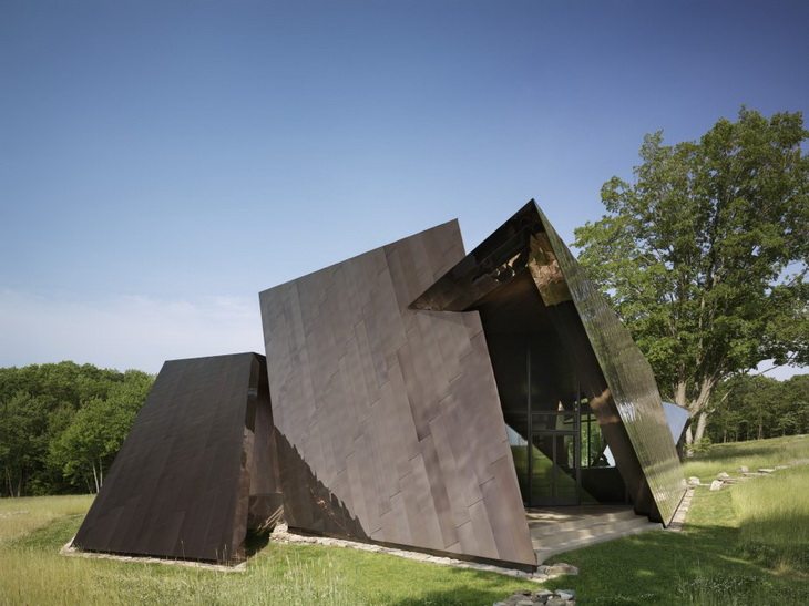 house connecticut by daniel libeskind ForArchitecture 54