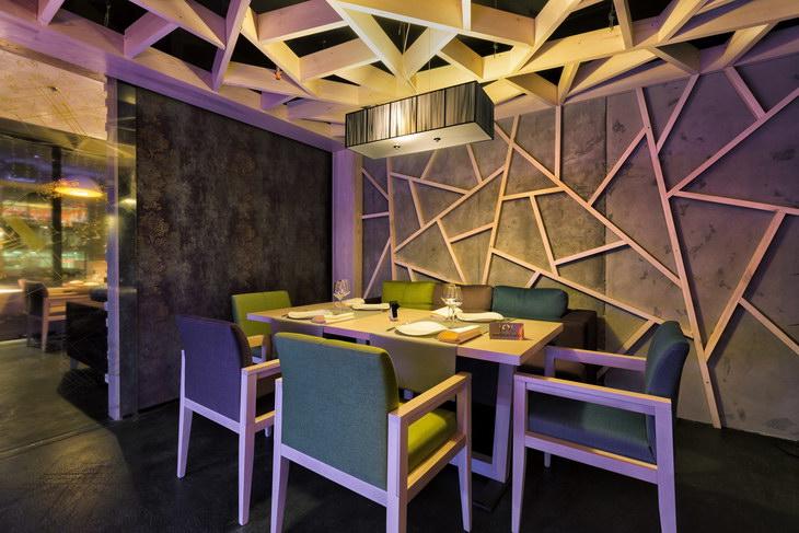 Beton Restaurant Yunakov