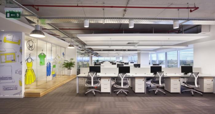 Mercado Libre Contract Workplaces