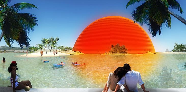 Miami Sun visiondivision
