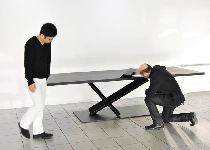 DESALTO Tokujin Yoshioka