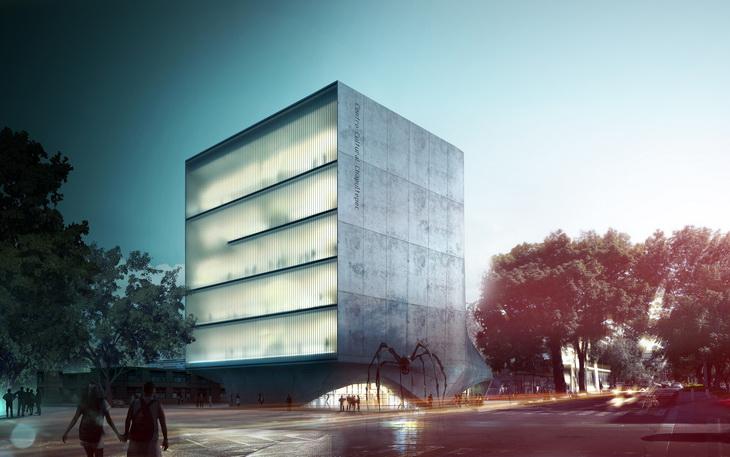 Center Chapultepec OnebyNine