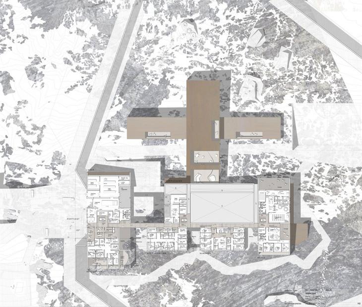 Correctional Facility Greenland Schmidt Lassen