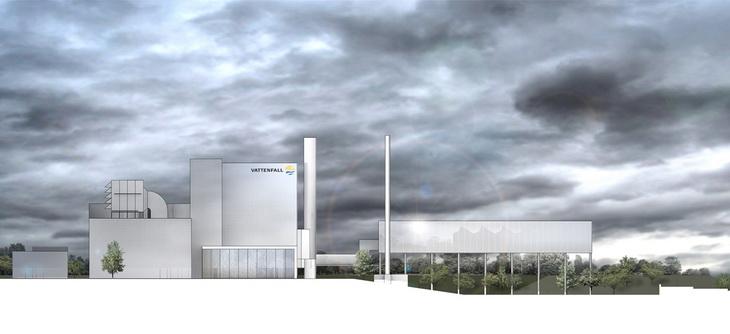 Power Plant Wedel HENN