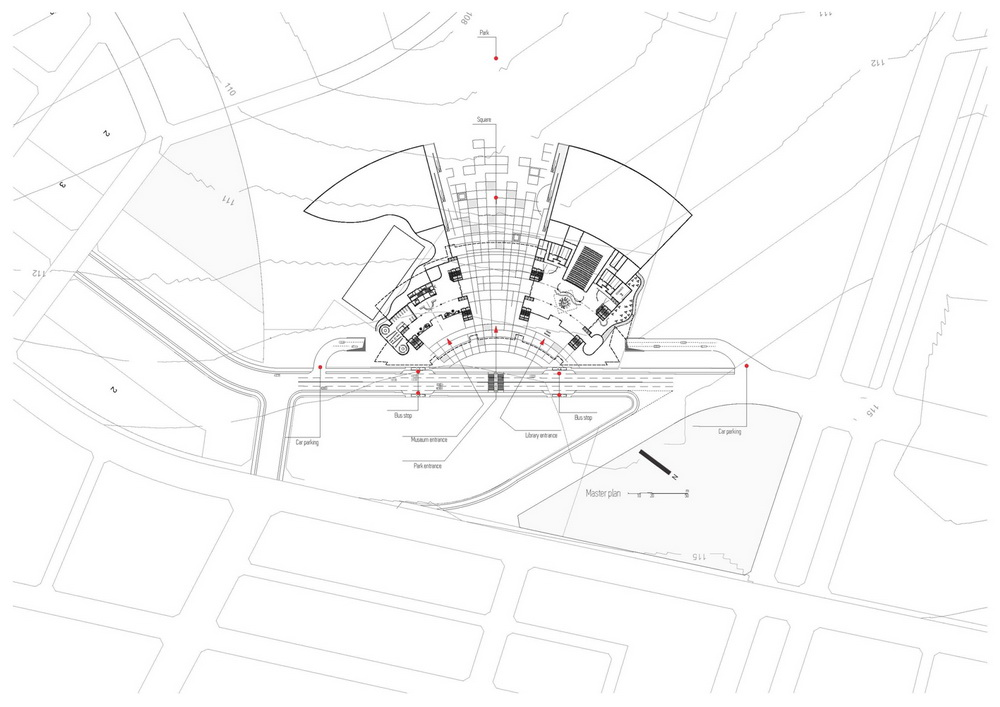Taichung Center ARCHITECTON