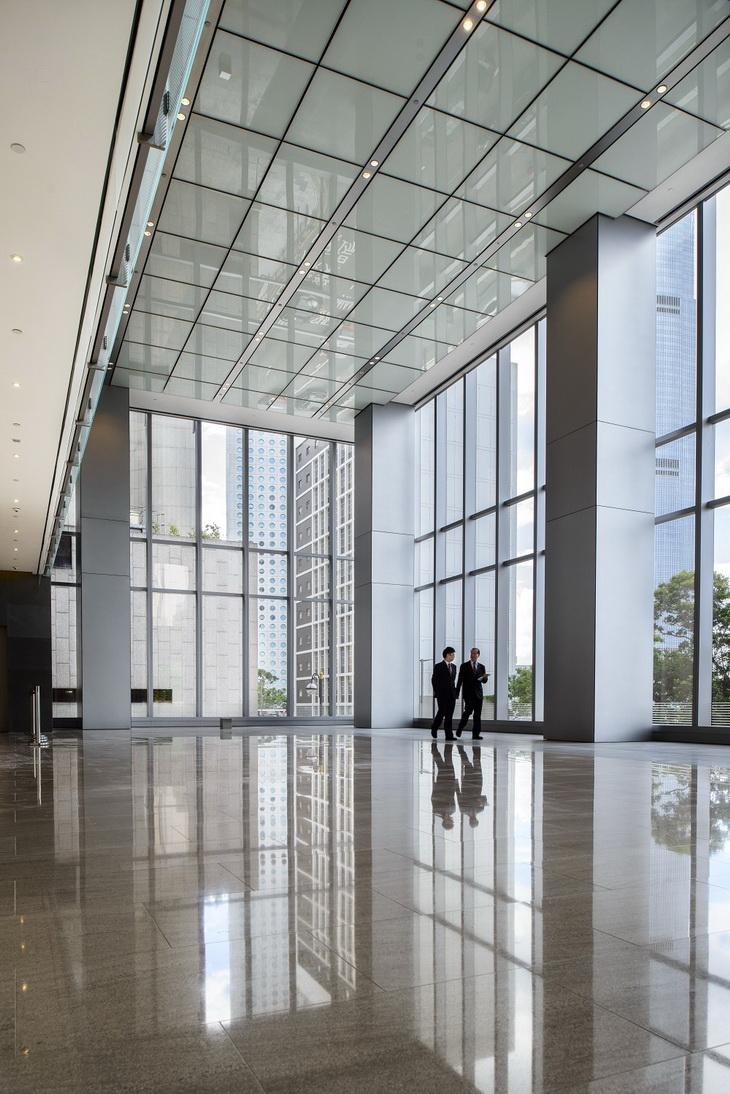 China Bank Tower Aedas