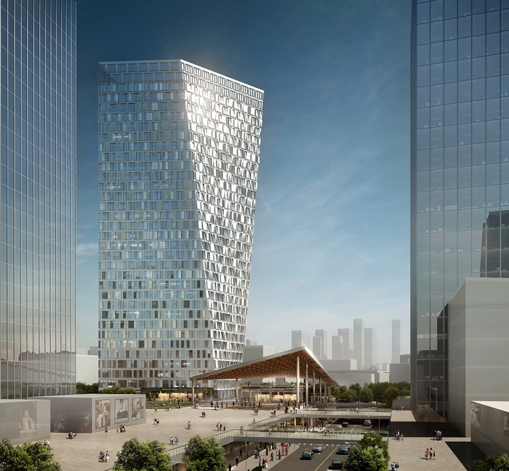 Xuhui Binjian Media 188S-G-1 Tower