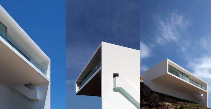 House Cliff Fran Silvestre