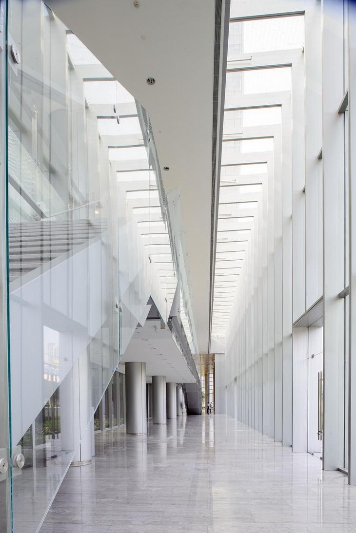 AIA Financial Center Aedas