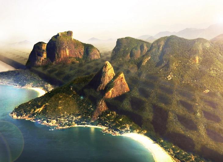 Rio Inverso Buro SPECTACLE