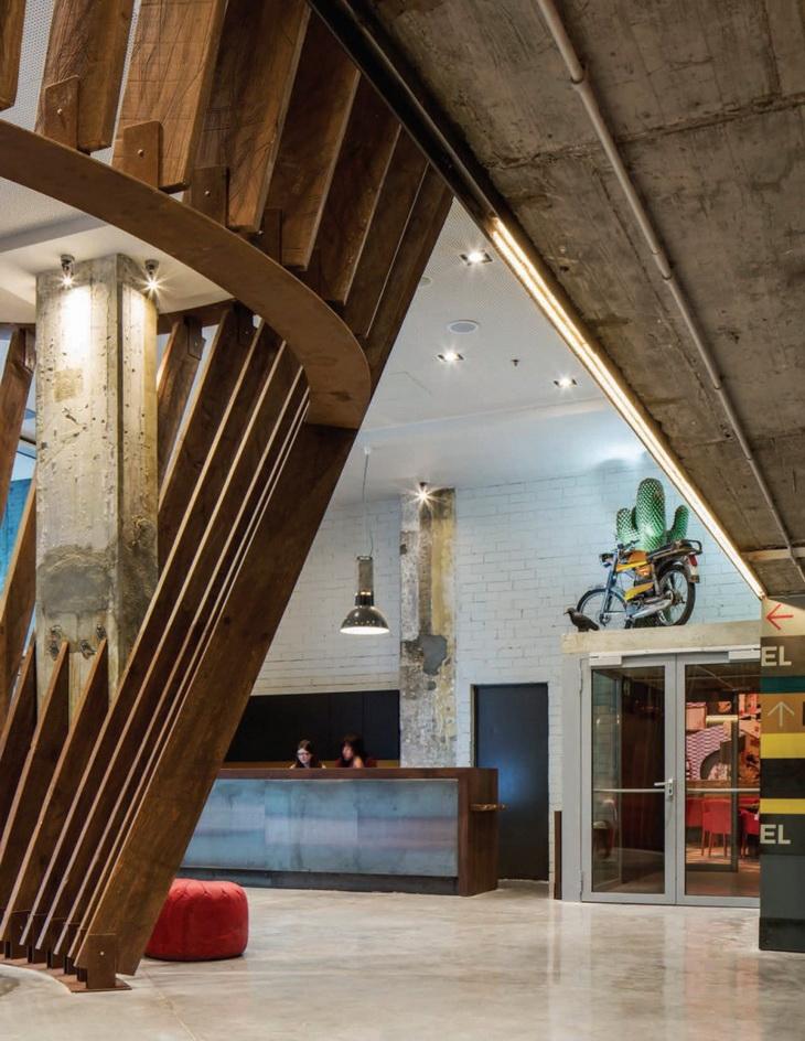 Generator Hostel Design Agency