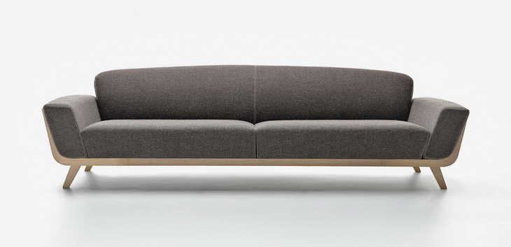Hamper Sofa By Arturo Montanelli And Ezio Riva For Passoni