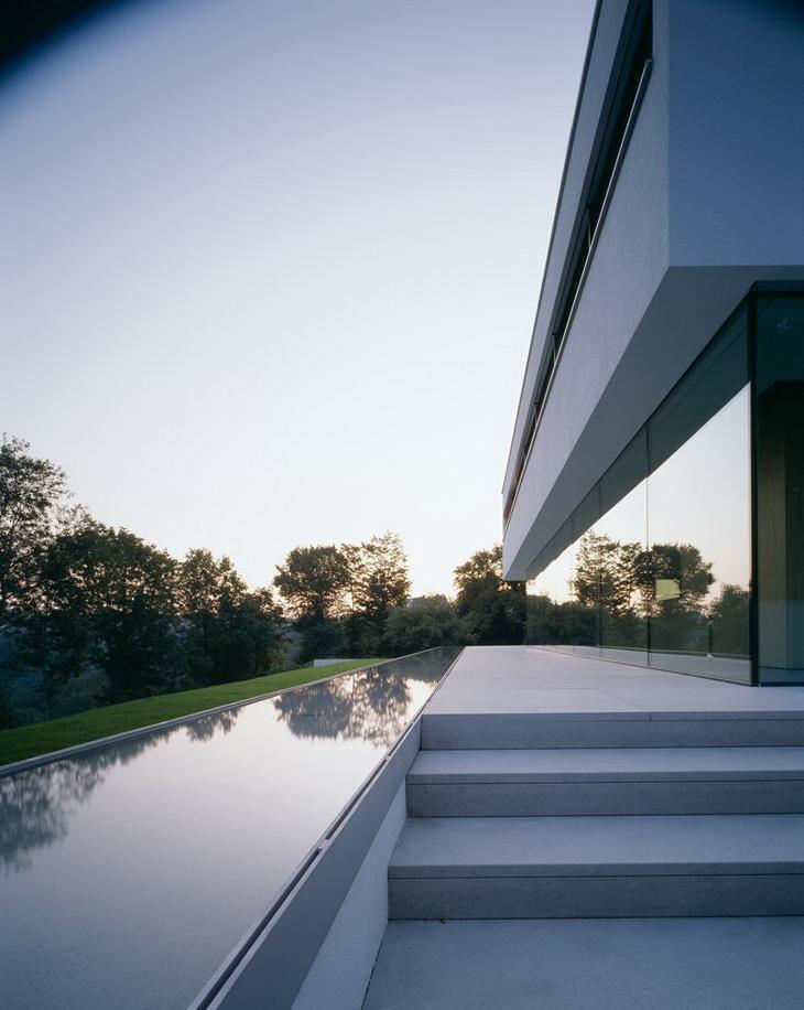 House p by philipp architekten - Philipp architekten ...
