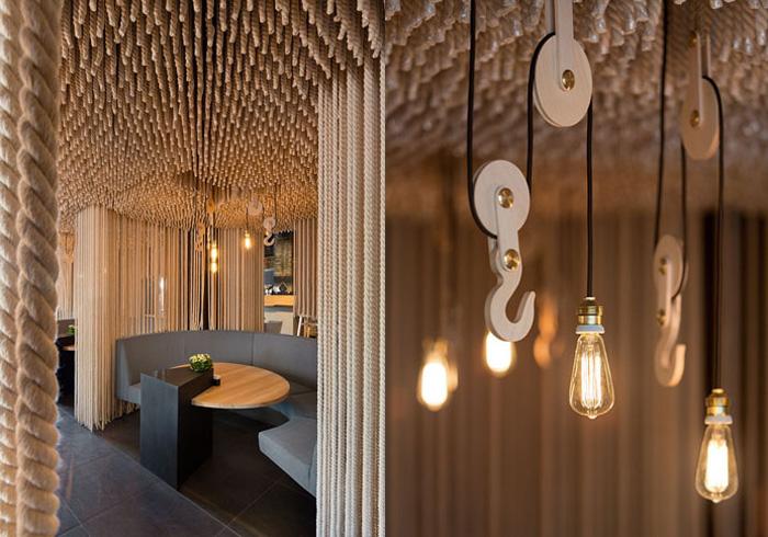 Odessa restaurant by yod design lab for Design hotel odessa