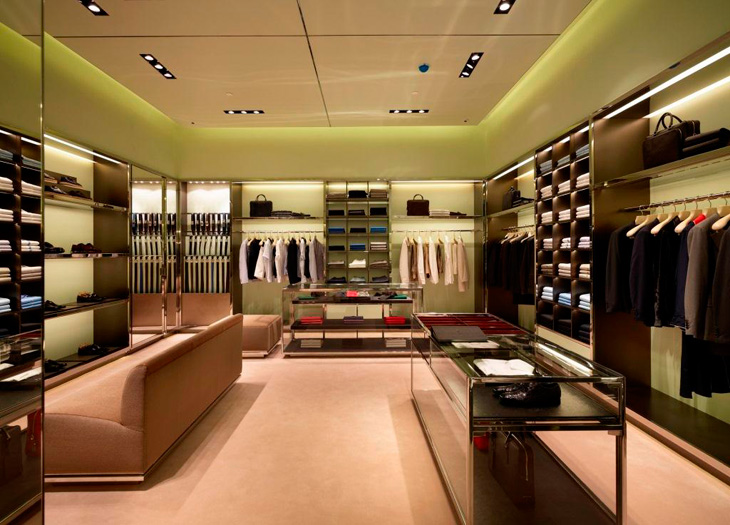 New Prada Store In Qatar