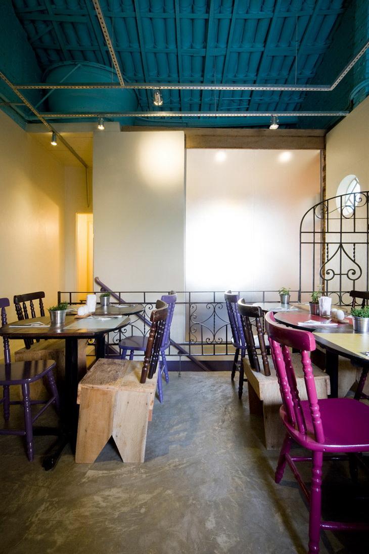 Sofa Cafe SuperLimão