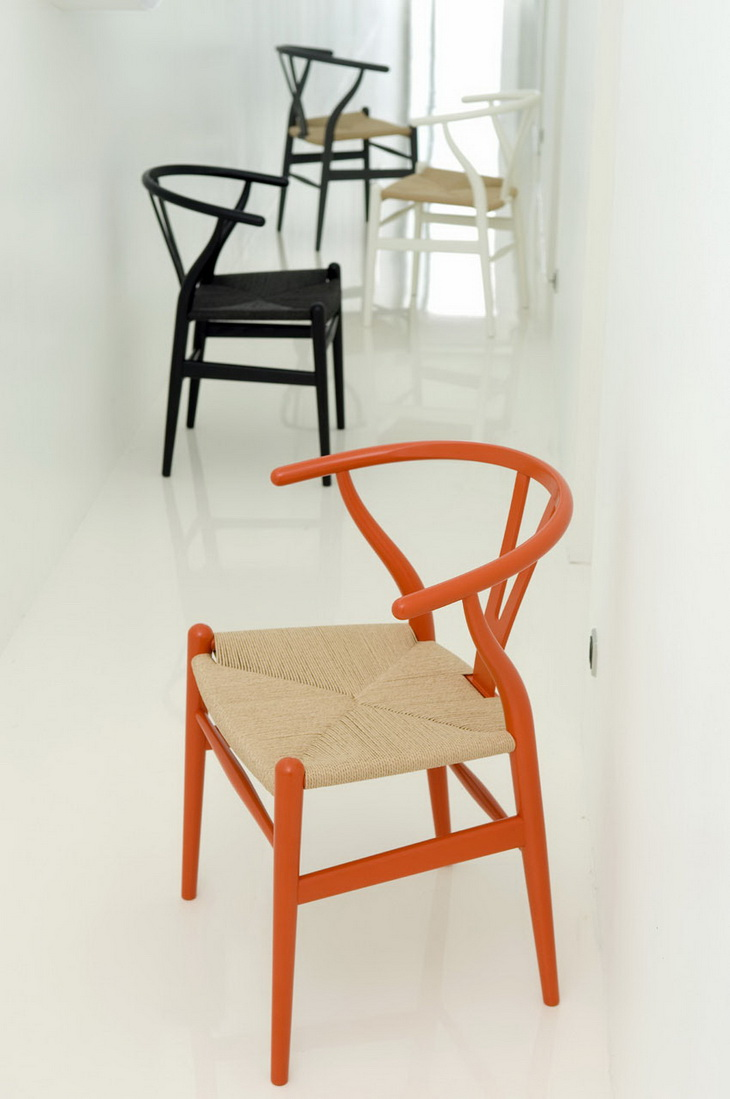 Wishbone Chair by Hans J Wegner for Carl Hansen & Søn