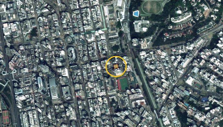 Building Sai Yee Street Aedas
