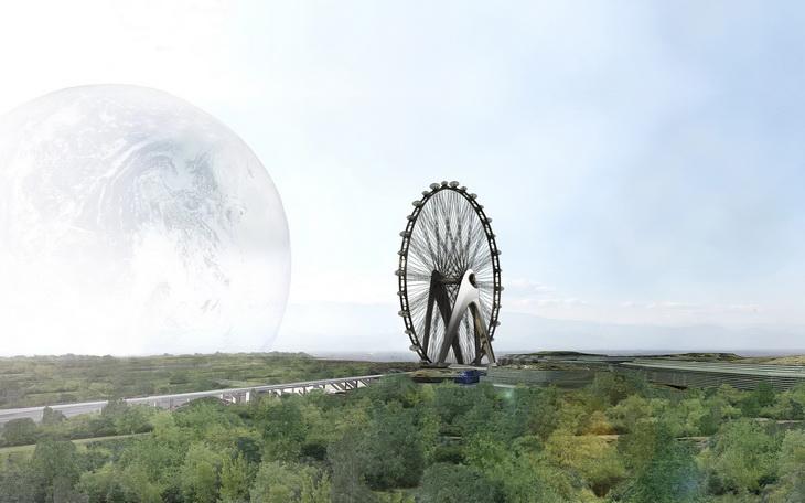 Gow Nippon Moon UNStudio
