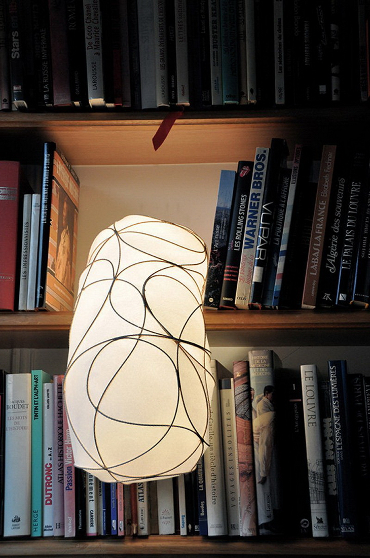 Lampe l by anna leymergie - William leymergie anna leymergie ...
