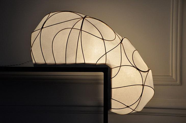 Lampe L Anna Leymergie