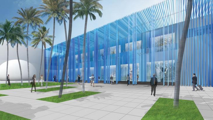 Miami District Sou Fujimoto