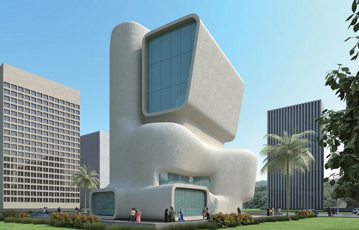 Bombay Art Society By Sanjay Puri Architects