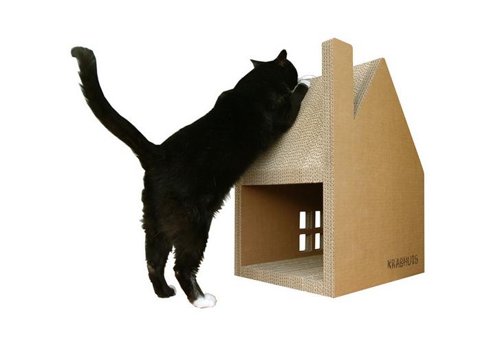 House Cats Krabhuis