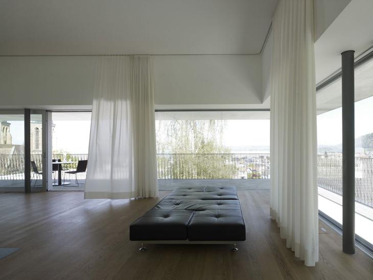 The Lake House By Marte Marte Architekten