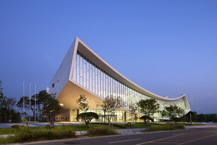 Library Sejong Samoo