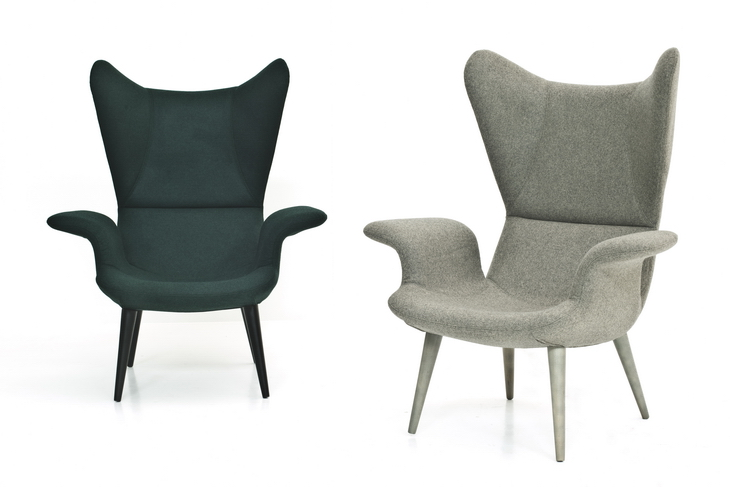 Moroso set of Furniture for Diesel Collection Fall 2013