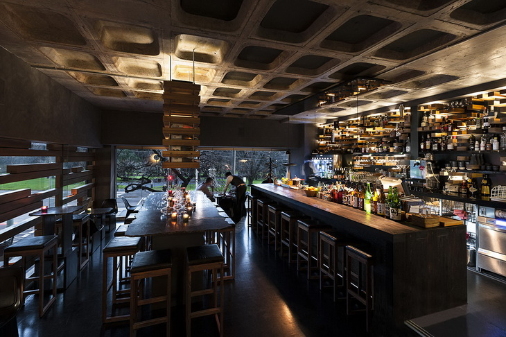 Denton Corker Marshall Wins Best Bar Design For Hihou