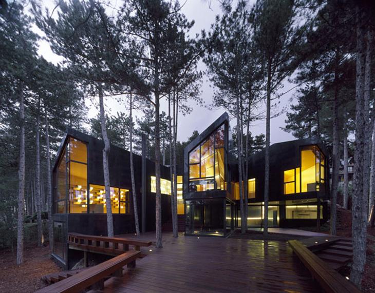 Casa Levene En El Escorial By No Mad