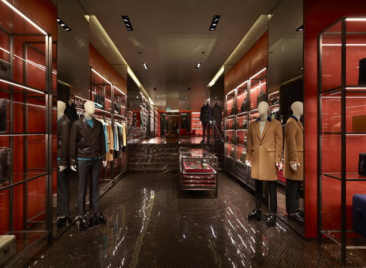 Prada By Baciocchi Amp Associati In Barcelona