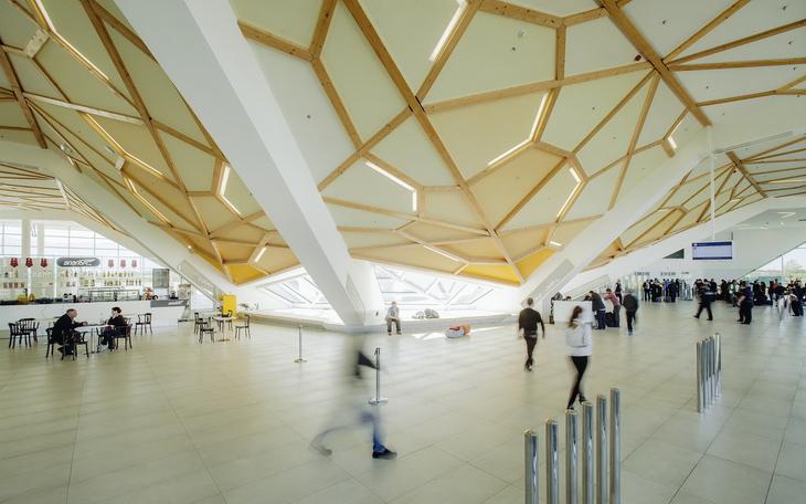 Unstudio Kutaisi Airport