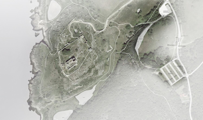 Arkitema Visitor Centre Hammershus