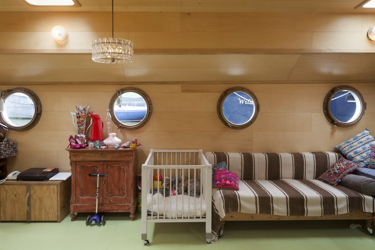 Amsterdam Houseboat BBVH