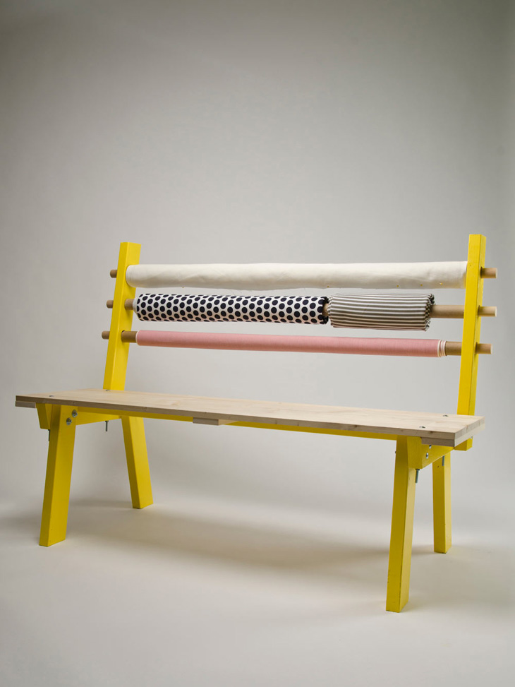 Bolt Bench By Dear Human