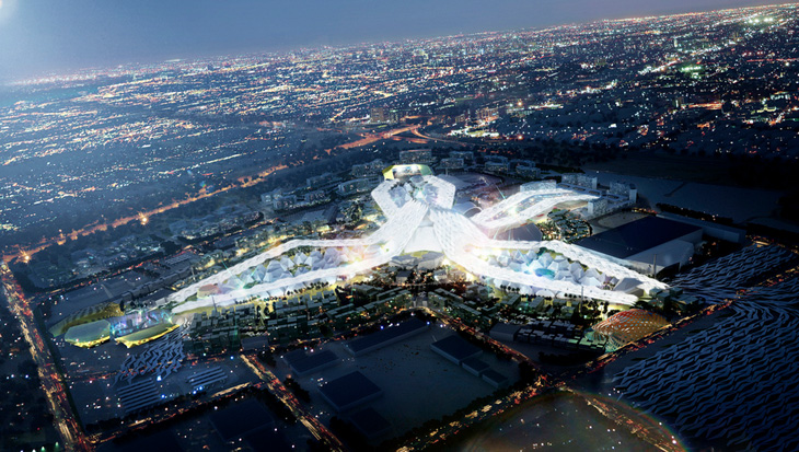 Dubai Expo HOK
