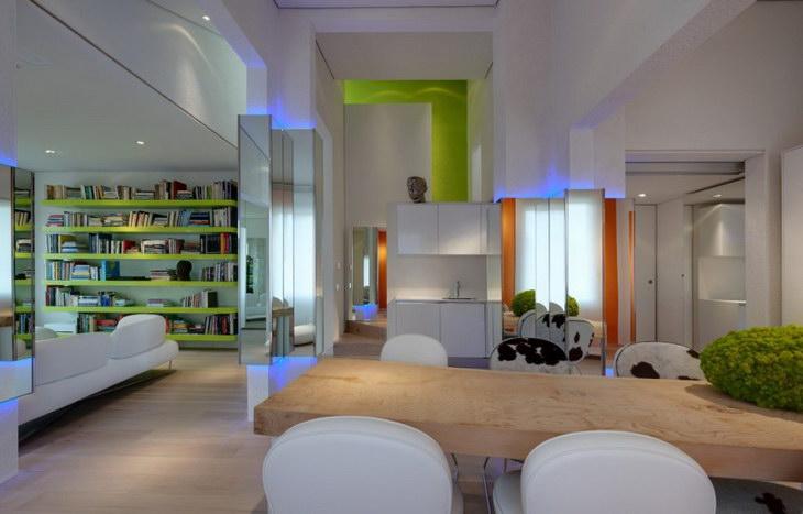 The house with view of the future by simone micheli - Future home interior design ...