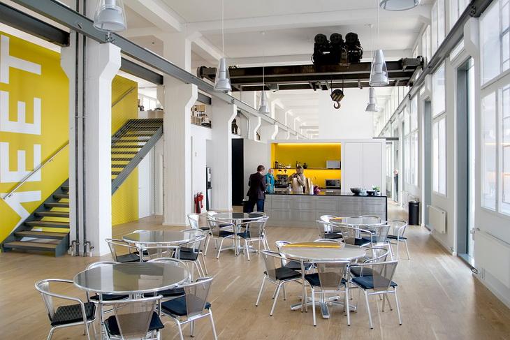 Plh Arkitekter S New Offices