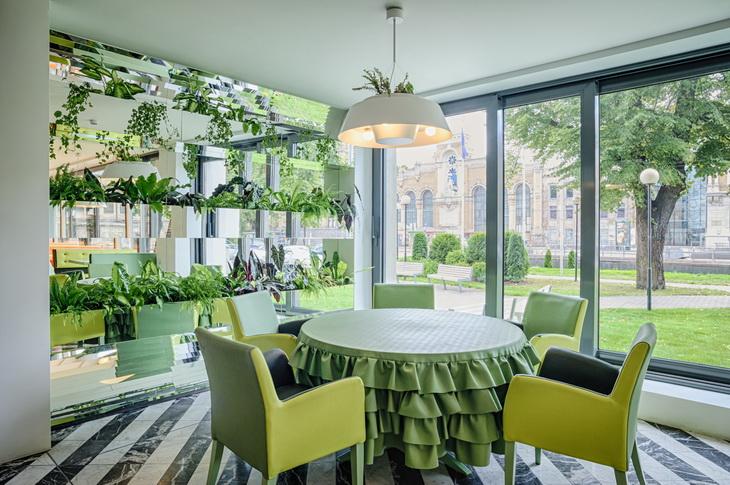 Sunny Restaurant Riga